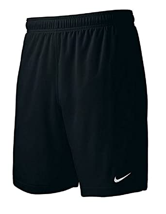 Amazon.com : Nike Men's Team Equalizer Soccer Shorts, Black, Small ...