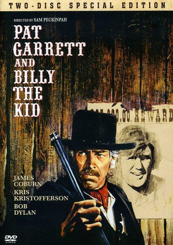 DVD : Pat Garrett & Billy the Kid (Special Edition, Widescreen, Amaray Case, , 2 Disc)
