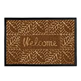 gbHome GH-6764B Premium Quality Indoor Mat | 24 x 36 inches | Interior Doormat with Anti-Skid Rubber Back | Water Absorbent, Stain Resistant, Quick Drying, Easy to Clean, Low Profile Door Mat