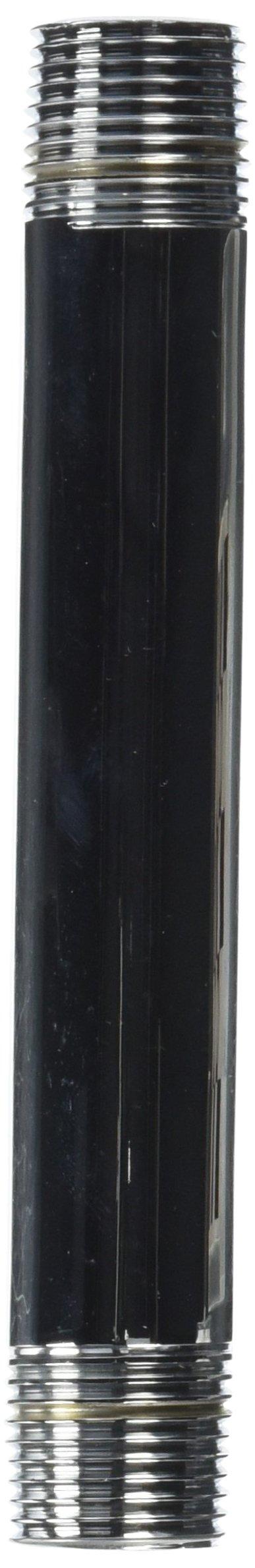 Pasco 7760-C 7758-C 1/2-Inch by 5 1/2-Inch Brass Nipple, Chrome