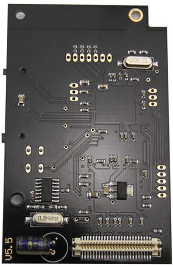 QINGYA New Version SEGA DC Game Machine GDEMU Optical Drive Simulation  Board for VA1 SEGA Dreamcast DC Game Machine The Second Generation Built-in