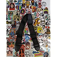 Guitar Hero / Rock Band Strap with 50 Sticker Bomb Pack