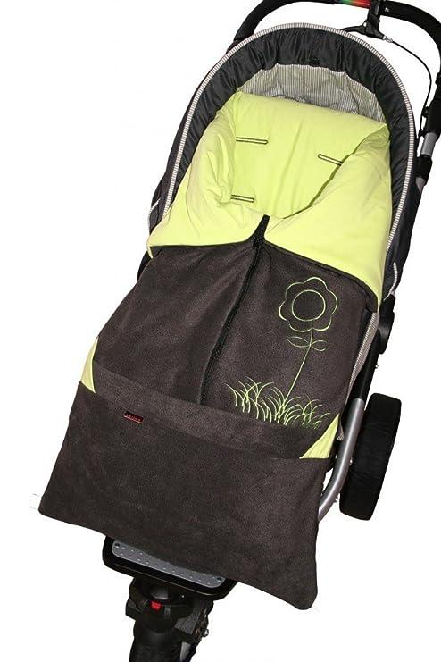 byboom® – Saco 2 in1 Primavera, verano, otoño, universal para portabebés,