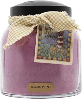 product image for A Cheerful Giver Seaside Petals 34 Oz Papa Jar Candle, Multi