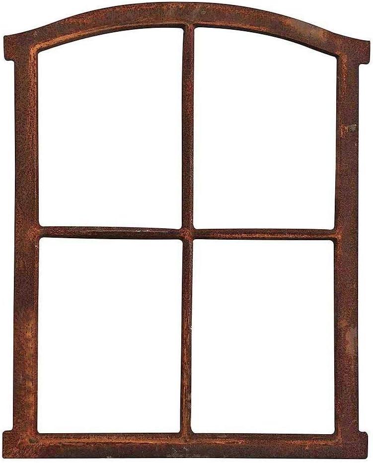 zeitzone Stallfenster Eisenfenster Rostig Nostalgie Fenster Rahmen Antik-Stil