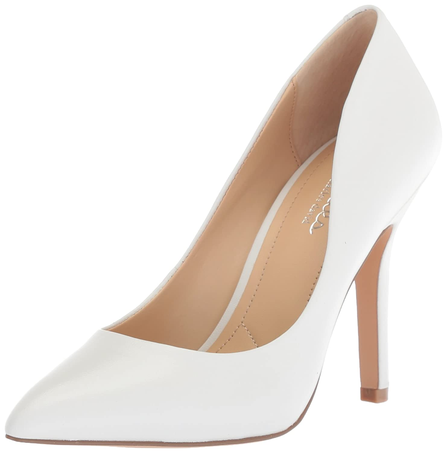 Charles by Charles David Women's Maxx Pump B075NQNVV8 7.5 B(M) US|White