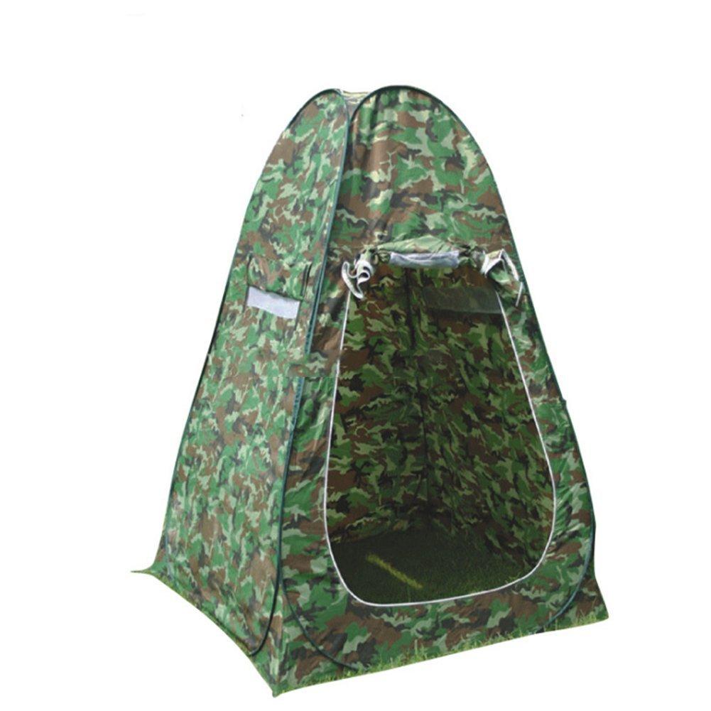 Einlagig Wasserdicht Zelt 1 Person Portable Camo Outdoor Unisex Zelte