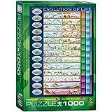 Eurographics Evolution of Life 1000-Piece Puzzle