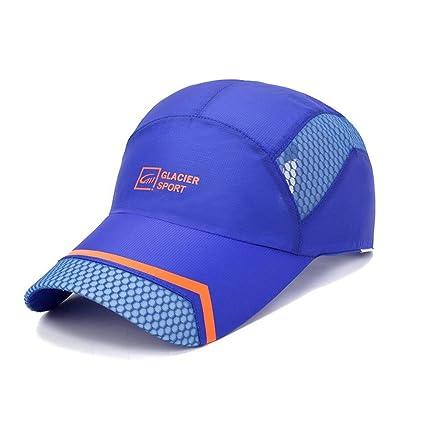 Gorras de béisbol CJC Sol Sombreros Pato Lengua Moda Mujer Chicos Adultos  Unisexo Ajustable (Color 5d20bf77c7a