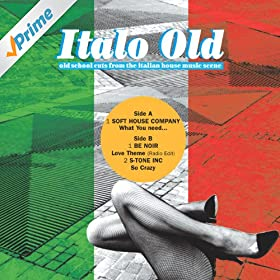 Italo old old school cuts from the italian for Italian house music