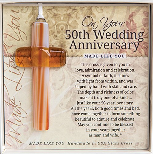 50th Anniversary For Husband Gifts: Christian Anniversary Gifts: Amazon.com