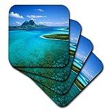 3dRose CST_85084_3 French Polynesia, Bora Bora-Oc13