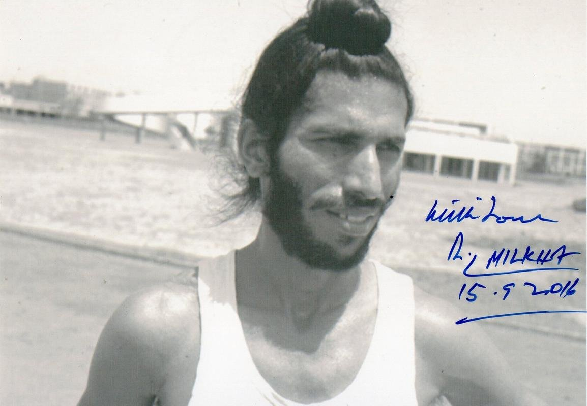 Autograph Photo of Milkha Singh: Amazon.in