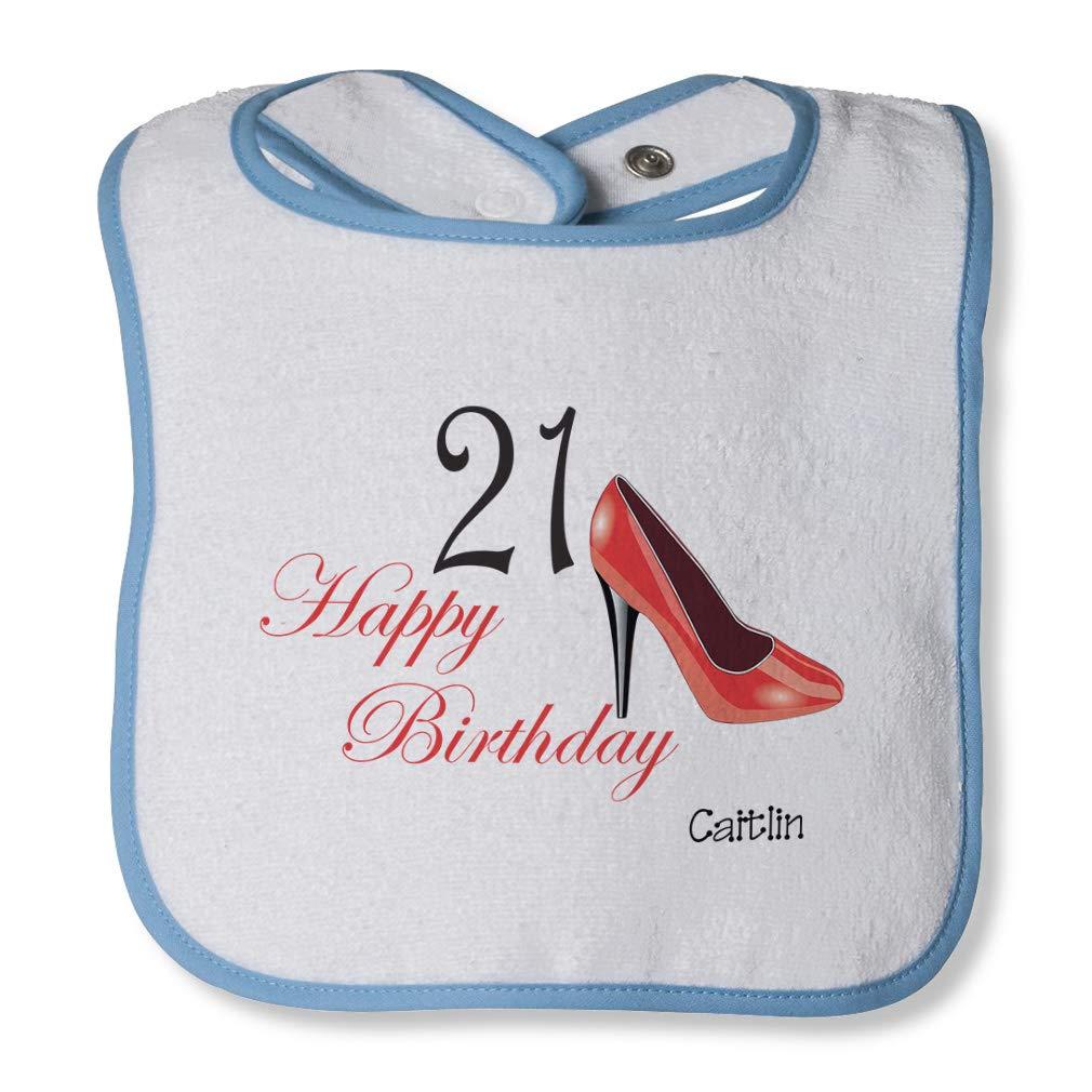 Amazon.com: Personalizado zapatos personalizados 21 feliz ...