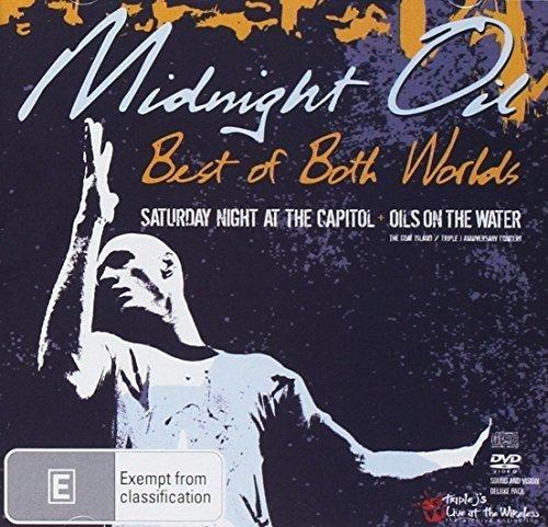 Midnight Oil: Best Of Both Worlds (CD+DVD PAL Region 0)