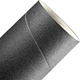 A&H Abrasives 140441, 50-pack, Sanding Sleeves, Silicon Carbide, Spiral Bands, 3x9 Silicon Carbide 80 Grit Spiral Band