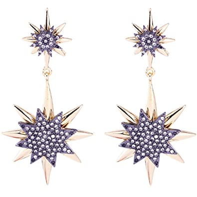 ae8b750c0 Uhren & Schmuck Silver Plated Snowflake Studs Earrings Ohrschmuck Joma  Jewellery in Gift Bag for her