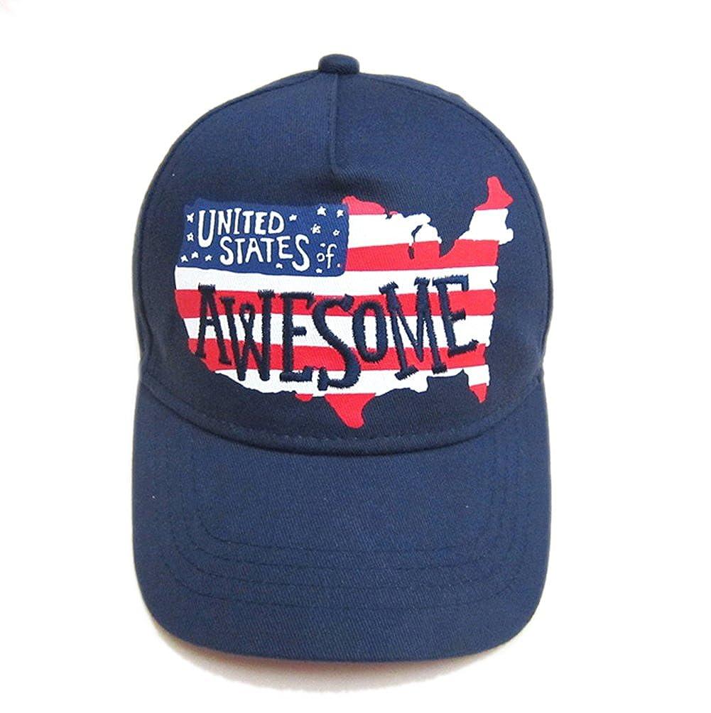ab3e0b907123a Kokkn BTS Baseball Cap K-pop Bangtan Boys Outdoor Iron Ring Snapback Hat  Casual Adjustable Dad Hat Hip Hop Hat (American Flag)  Amazon.ca  Clothing    ...