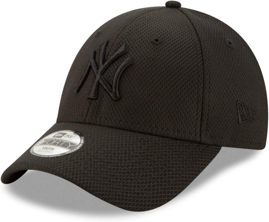 New Era Unisex Black on Neyyan Cap