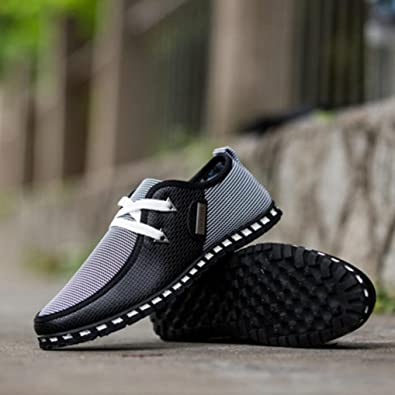Transer Men Women Loafers, Leisure Flat Shoes, Mens Laides Comfy Running  Sport Sneakers: Amazon.co.uk: Shoes & Bags
