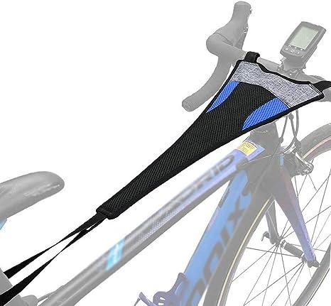 Cubierta de Sudor para Entrenamiento de Bicicleta Impermeable ...