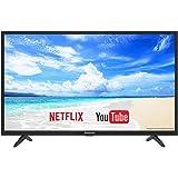 """Smart TV LED 43"""" Panasonic TC-43FS500B Full HD com 2 USB, 2 HDMI, Wi-Fi, Media Player e 60Hz"""