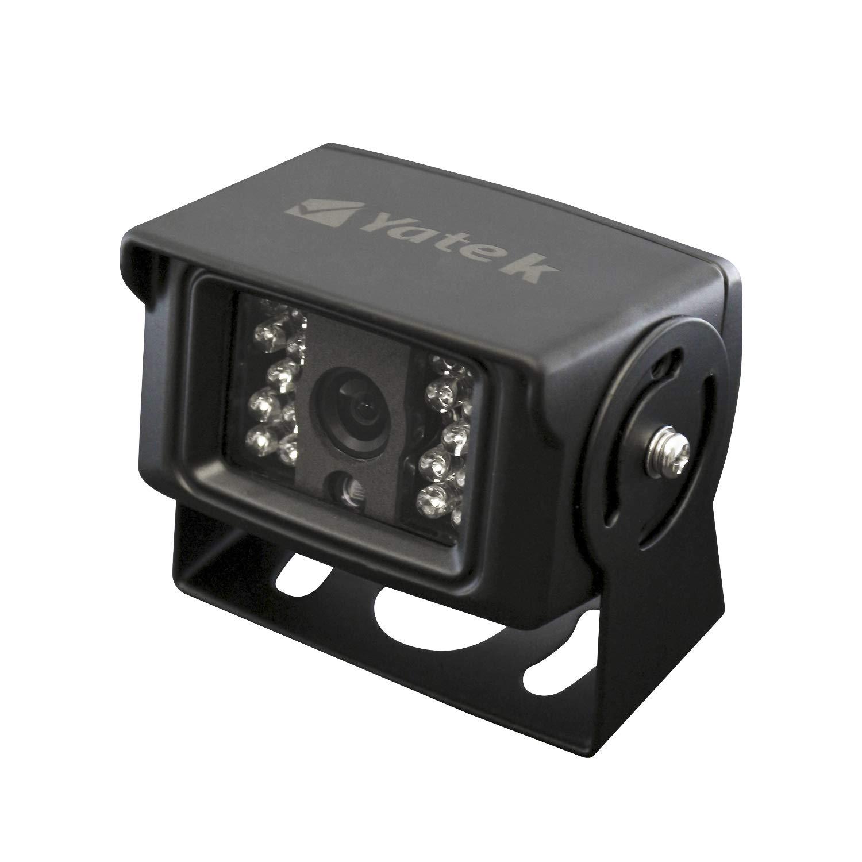Yatek camion o autobus. Telecamera per visione posteriore con ottica Sony CCD e infrarossi per macchine