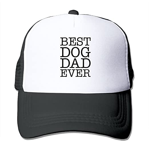 Amazon.com  Best Dog Grandpa Ever Low Profile Baseball Caps For Teen Girls  Durability Great For Sports Running Trucker Hats  Clothing c68e6ace6c6