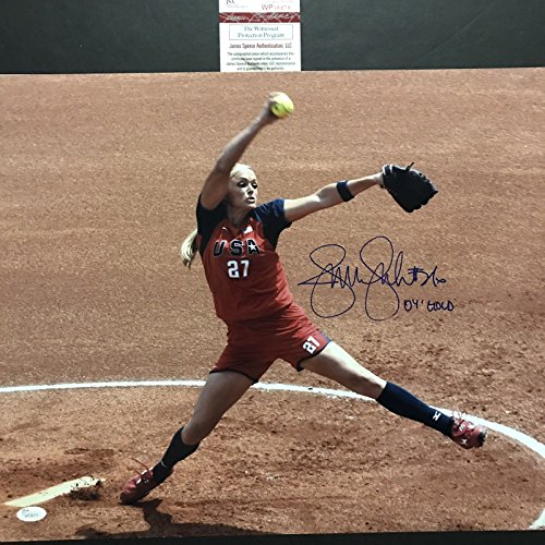 Olympic Team Autographed 16x20 Photo - 9