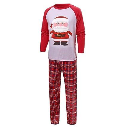 Amazon.com  TANGON Family Matching Christmas Pajamas 99792c703