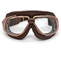 Evomosa Vintage Retro aviador piloto estilo gafas