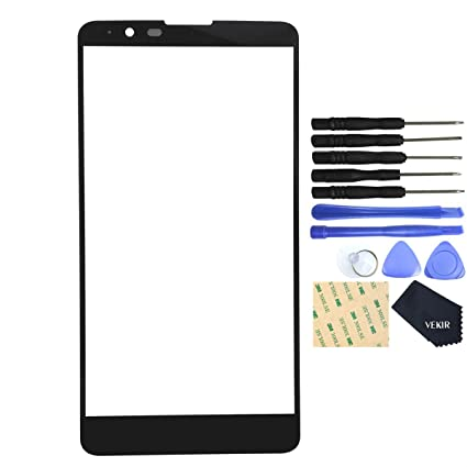 VEKIR Glass Repair Screen for LG G Stylo 2[NO LCD,NO Touch]
