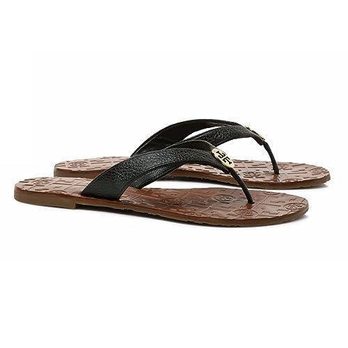 dd4ba9920787 Tory Burch Women s Thora Flat Thong Sandal