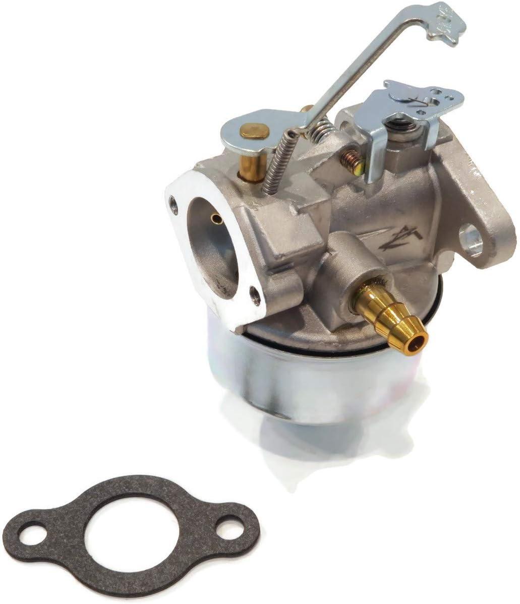 Carburetor Carb for TROY BILT ECONO HORSE TILLER 5hp 6hp H50 H60 HH60 Motors