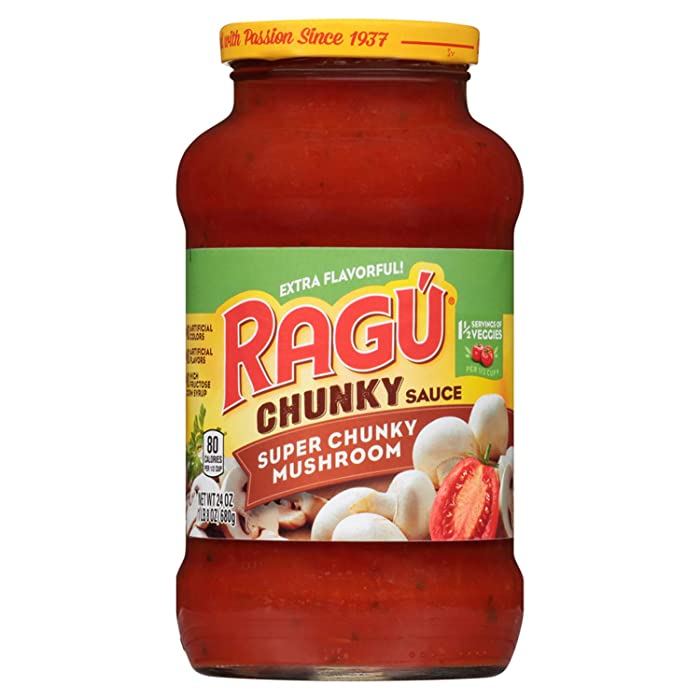 Top 10 Ragu Spaghetti Sauce Garden Combination
