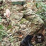 H Welt EU Pantalon militaire pour homme, pantalon avec genouillères pour jeux de stratégie, airsoft, paintball, tir… 8