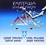 Asia - Fantasia Live In Tokyo Collectors Edition (CD+DVD) [Japan LTD Mini LP HQCD] IEZP-33