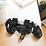 Pausseo Heat Dissipation Mobile Game Controller