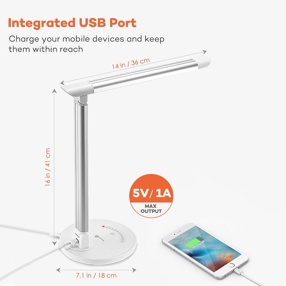 Innovative Products Taotronics Led Desk Lamp A Maverick Mind