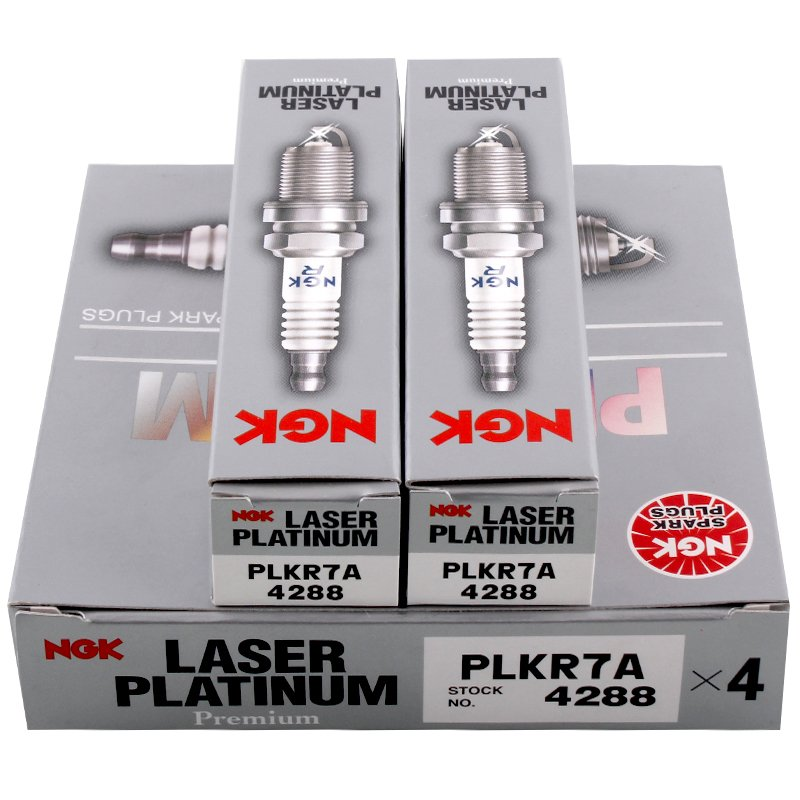 Amazon.com: NGK (4288) PLKR7A Laser Platinum Spark Plug, Pack of 1: Automotive