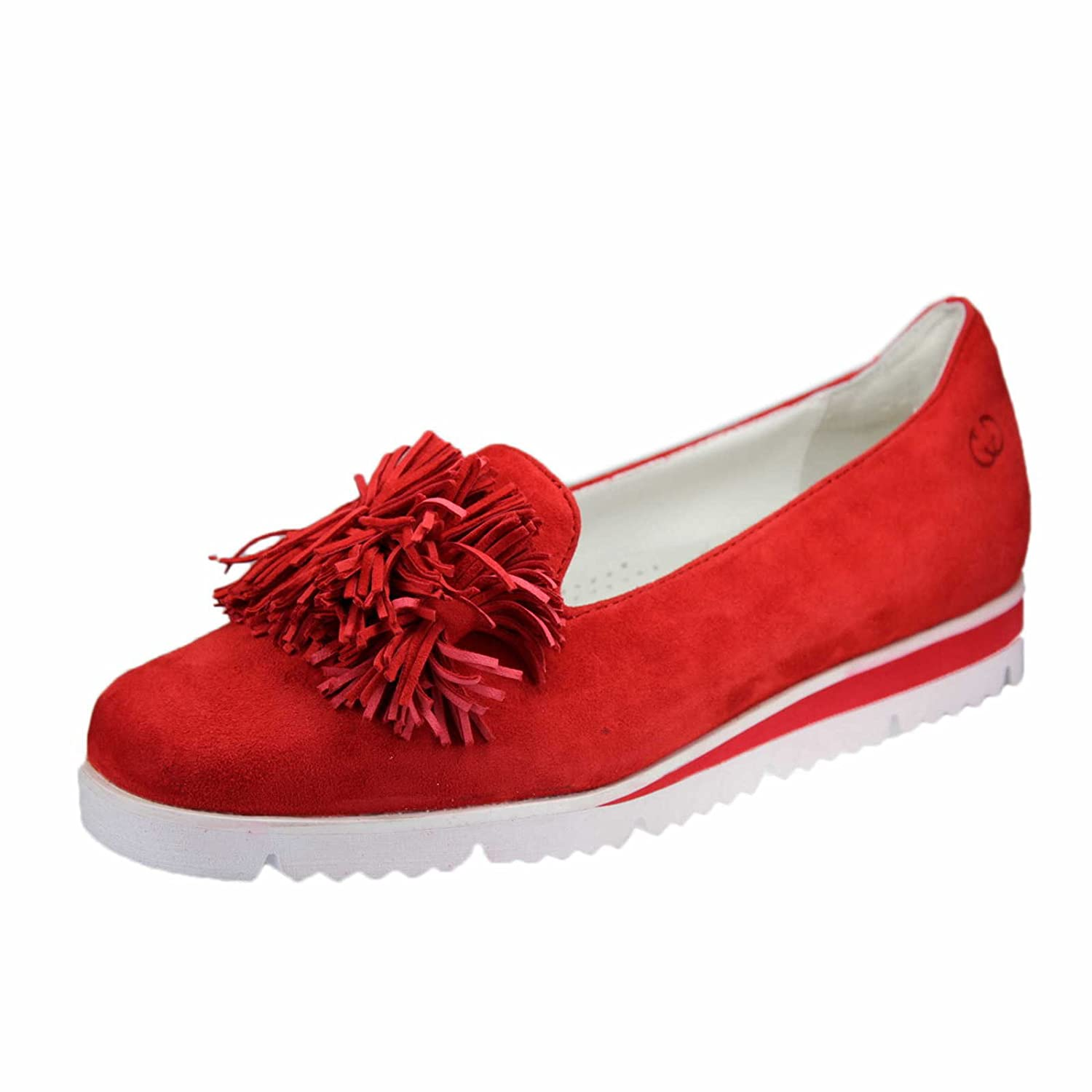 Gerry Weber Damen Slipper MIA 08 08 08 G6210832 400 rot 430864 1b5cb8