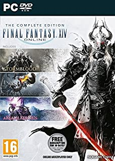 Buy Final Fantasy XIV (PC) Online at Low Prices in India