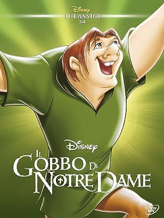 Il gobbo di notre dame collection dvd amazon no name