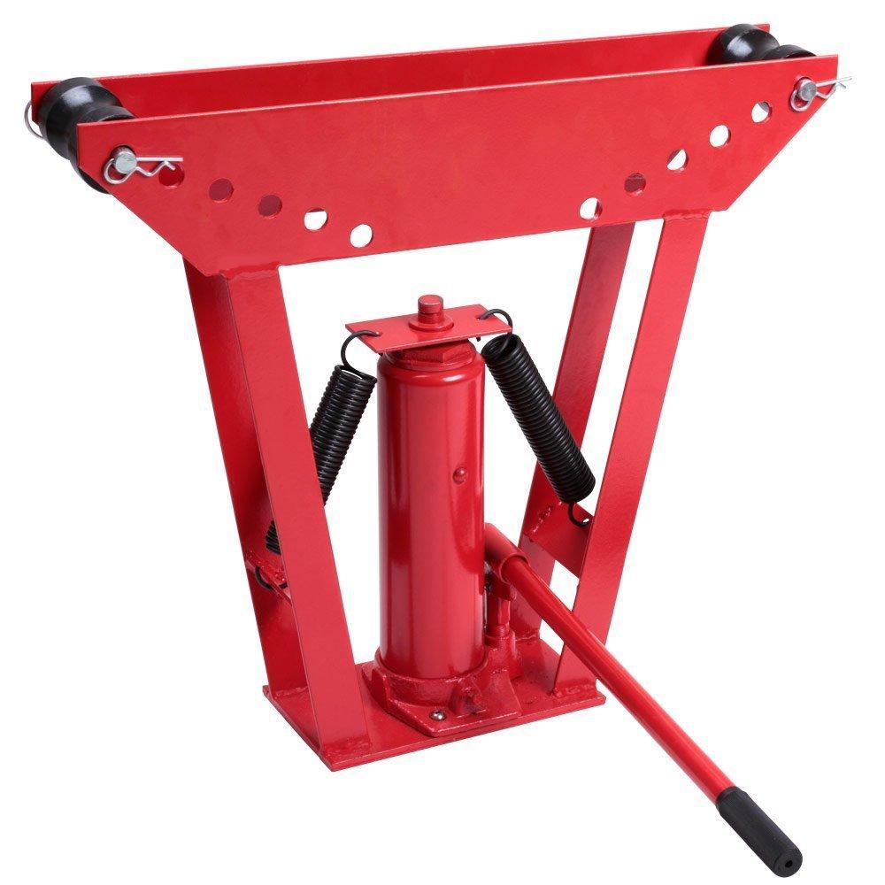 12T Hydraulic Pipe Bender 1/2 ' – 2' XXJD130012 Wimmer