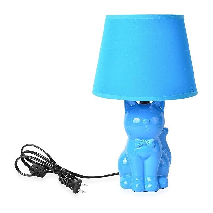 Amazon.com: Tienda LC decoración del hogar azul cerámica ...