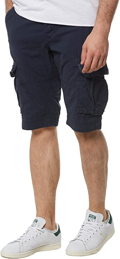 TALLA 30W. Superdry Core Cargo Lite Pantalones Cortos para Hombre