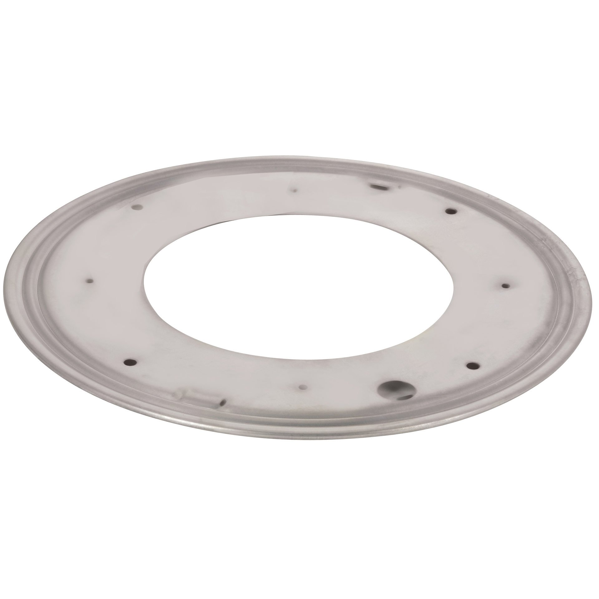 Richelieu Hardware UC8812 Swivel Plate, 9 in, Zinc