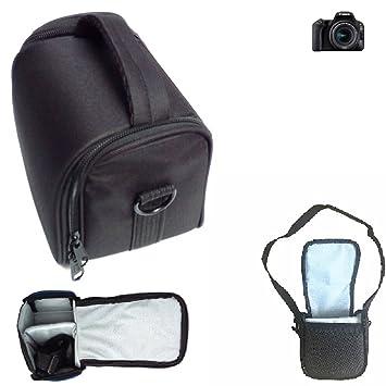 Para Canon EOS 200D: Bolso de hombro / Bolsa de transporte ...
