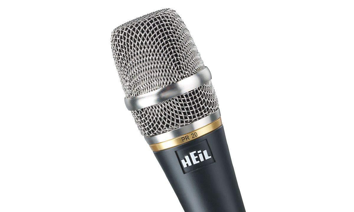 Microfono PR-20 PR20 Orginal Heil Sound PRO Series Large ...