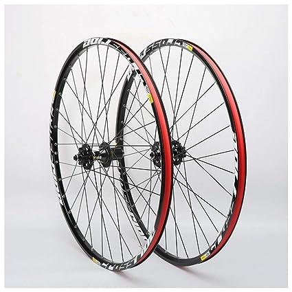 ZNND 27.5 Pulgadas Ruedas De Bicicleta Montaña, Pared Doble MTB ...